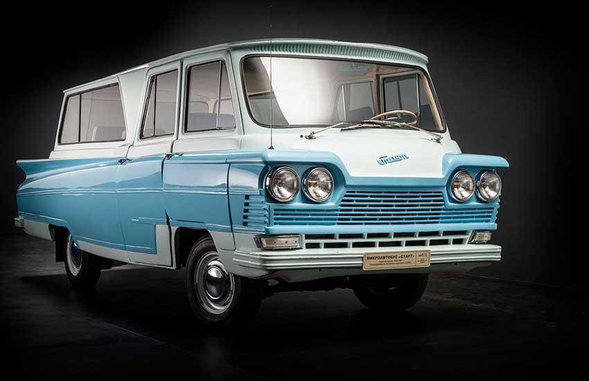 """Советский микроавтобус """"Старт"""""""