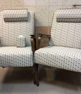 Советское кресло в современном стиле