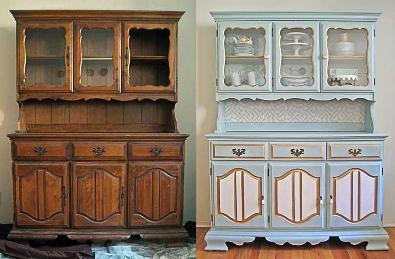 Реставрация шкафа СССР