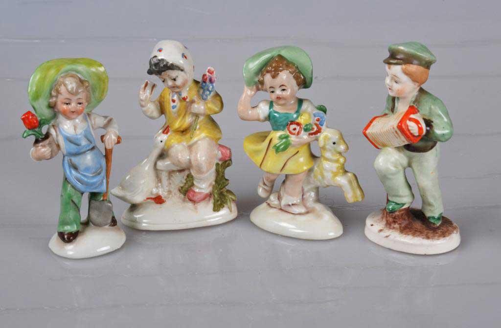Фарфоровые статуэтки из Германии