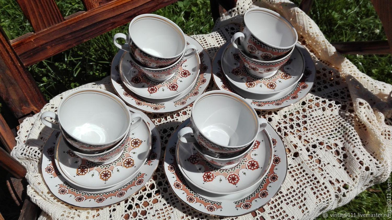 Чайная тройка