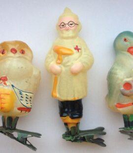 Елочная игрушка СССР