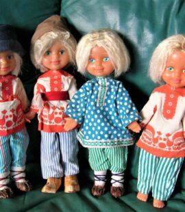 Куклы СССР фабрики Ленигрушка