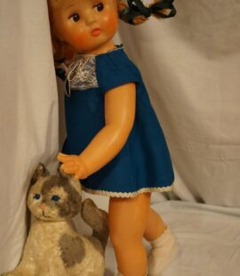 Кукла СССР Марина