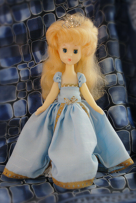 Кукла СССР Золушка