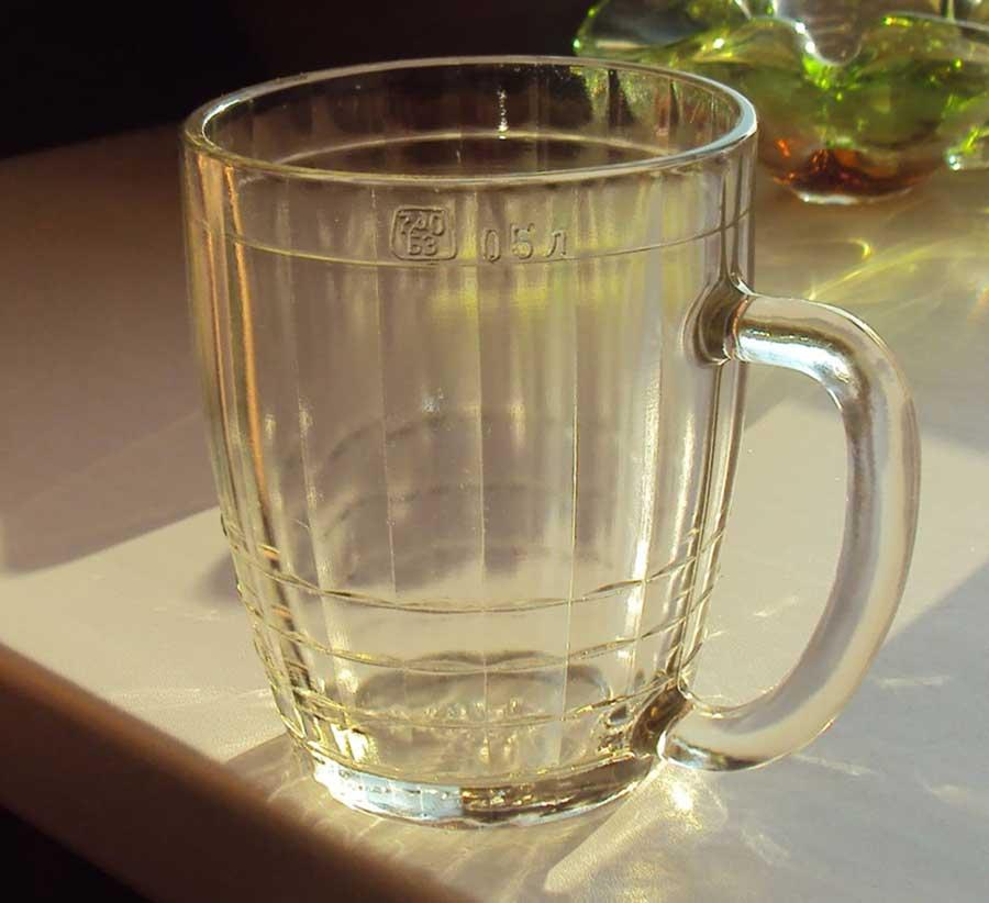 пивной стакан ссср