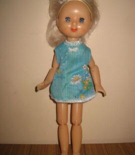 Шарнирная кукла СССР