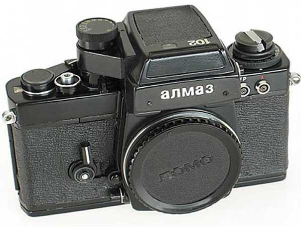 Фотоаппарат Алмаз 102