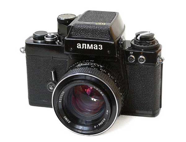 Фотоаппарат Алмаз