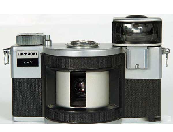 Первый фотоаппарат Горизонт