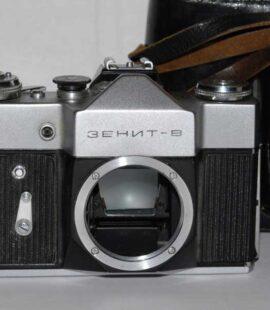 Пленочный фотоаппарат Зенит