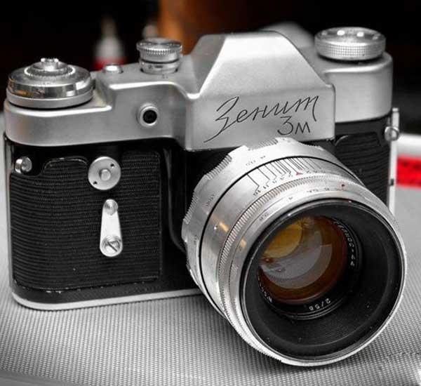 Пленочный фотоаппарат Зенит 3M