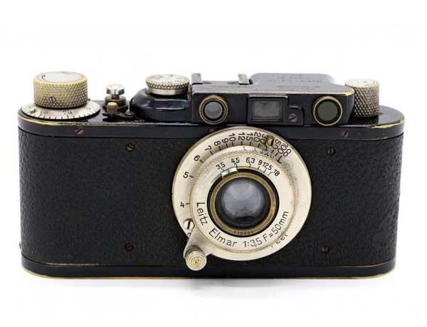 Фотоаппарат Leica II