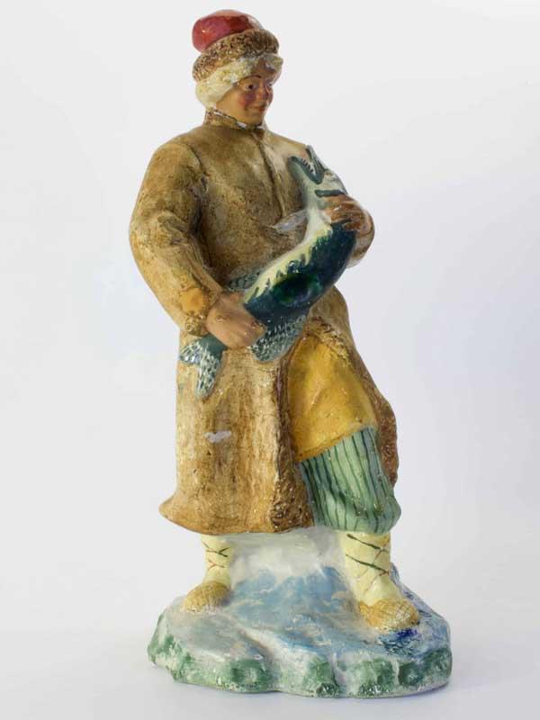 Гипсовая статуэтка