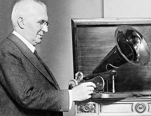 История граммофона